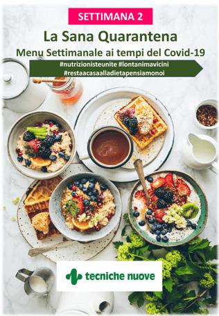 Cover - LA SANA QUARANTENA - Settimana 2