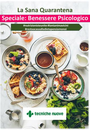 Cover - LA SANA QUARANTENA - Speciale benessere psicologico