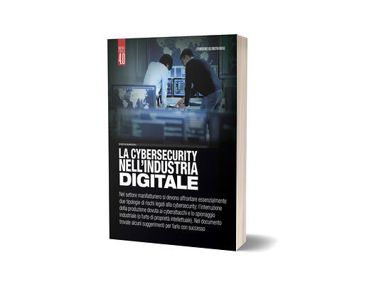 industrie 4.0 - cover cybersecurity