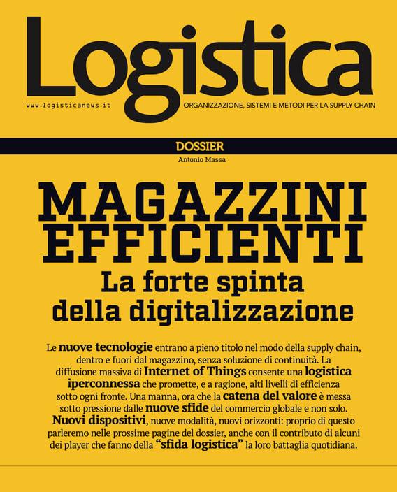 Lo - copertina Dossier Magazzini Efficienti