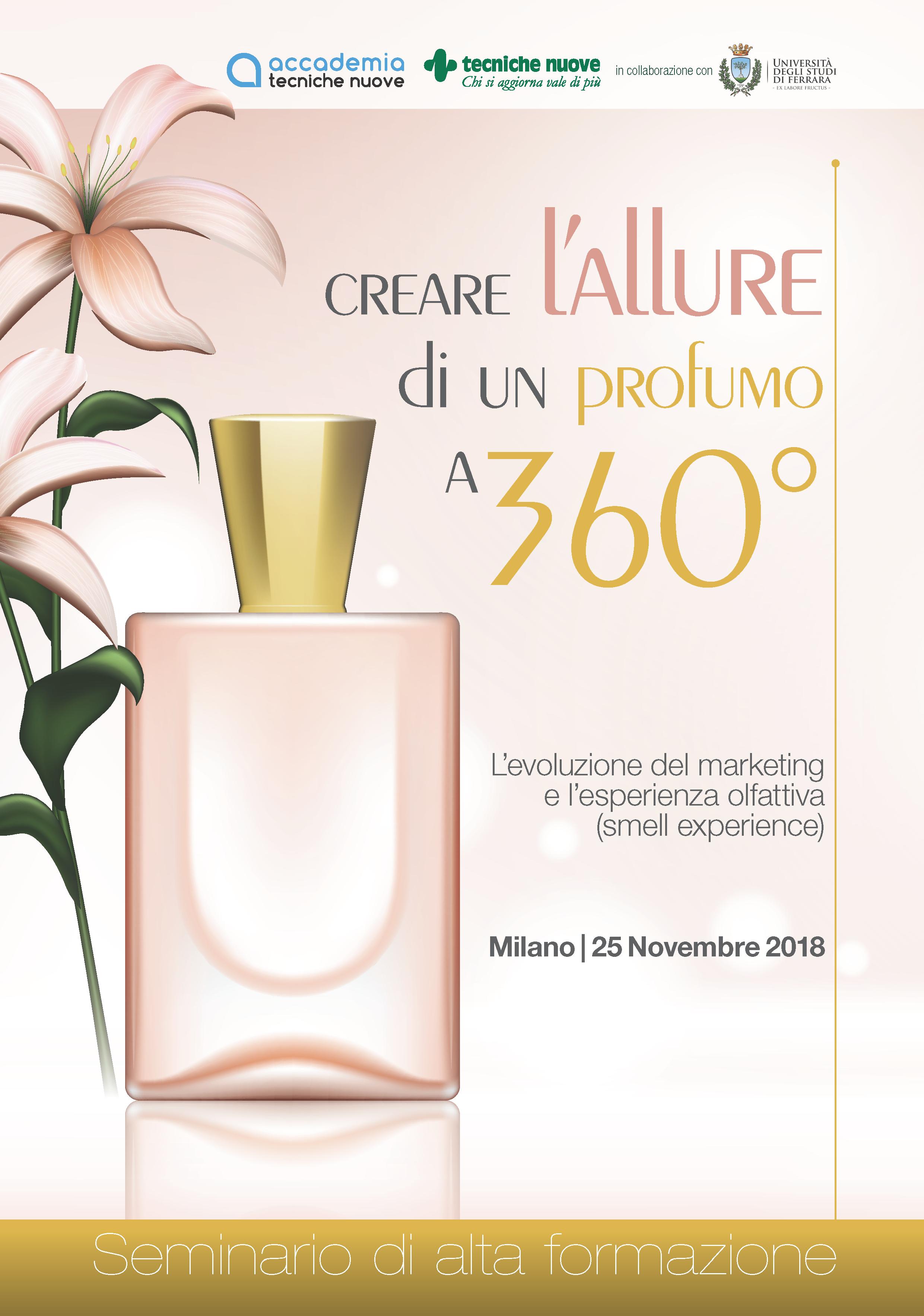 PRIMA PAGINA - Creare allure profumo_brochure