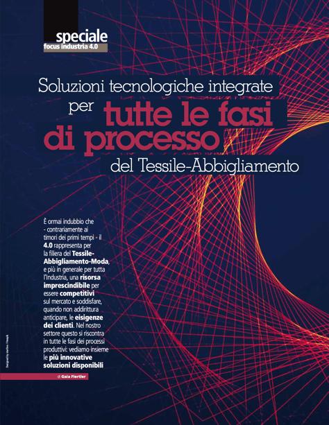 TCF Copertina Speciale Industria 4.0